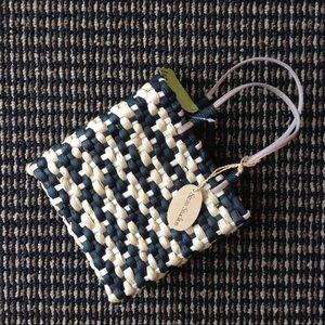 NWT!! ▪️ straw mini handbag by Straw Studios